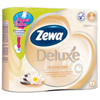 Туалетний папір Zewa aroma spa Deluxe 4шт