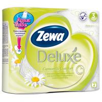 Туалетний папір Zewa camomoli Deluxe 4шт