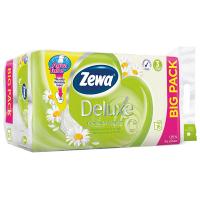Туалетний папір Zewa Delux Camomile ароматизований 16шт. х6