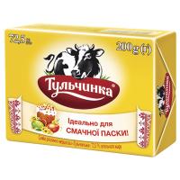 Суміш Тульчинка рослинно-вершкова 72,5% 200г