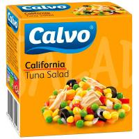 Салат Calvo з тунцем California 150г