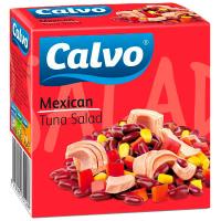 Салат Calvo з тунцем Mexican 150г