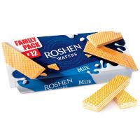 Вафлі Roshen Milk 216г