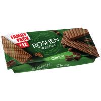 Вафлі Roshen Wafers Choco 216г