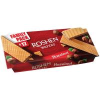 Вафлі Roshen Wafers Hazelnut 216г