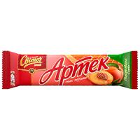 Вафлі Світоч Артек смак персика 80г