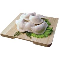Вареники з картоплею та грибами власного виробництва (напівфабрикат), Україна кг