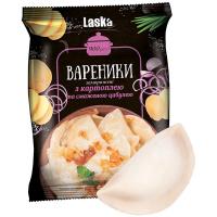 Вареники з картоплею та смаженою цибулею Laska 900г