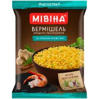 Вермішель Мівіна зі смаком креветки 59,2г