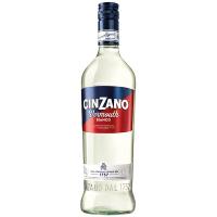 Вермут Cinzano Bianco напівсолодкий 15% 1л