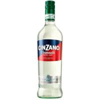 Вермут Cinzano Extra Dry сухий 18% 1л