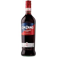 Вермут Cinzano Rosso солодкий 15% 1л