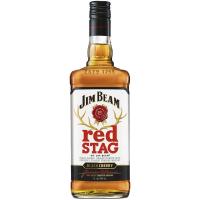 Напій алкогольний Jim Beam Red Stag Black Cherry 40% 1л