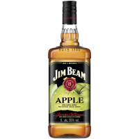 Лікер Jim Beam Apple 35% 1л
