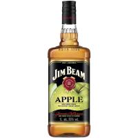 Лікер Jim Beam Apple 35% 1л