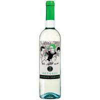 Вино 3 Autores Verde біле сухе 0,75л