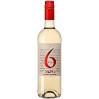 Вино 6 Eme Sens Blanc біле сухе 0.75л
