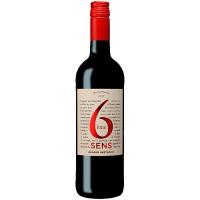 Вино 6 Eme Sens Rouge червоне сухе 0.75л