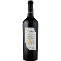 Винo 770 Miles Cabernet Sauvignon червоне сухе 12,5% 0,75л