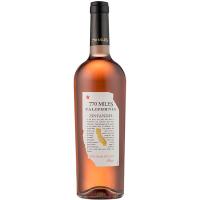 Вино 770 Miles California Zinfandel рожеве н/сухе 0,75л