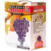 Вино Alianta B&B Cabernet червоне сухе 3л