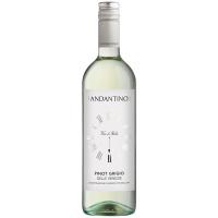Винo Andantino Pinot Grigio delle Venezie 0.75л