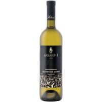Вино Асканелі Алазанська долина біле напівсолодке 0.75л
