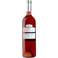 Вино Badagoni Сапераві рожеве сухе 0,75л
