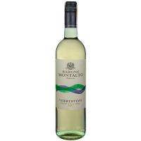 Вино Barone Montalto Vermentino Terre Siciliane IGP біле сухе 12% 0,75л