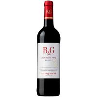 Вино Barton&Guestier Grenache Noir червоне сухе 0,75л
