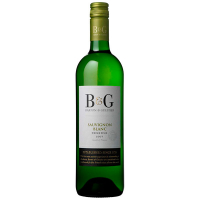 Вино B&G Sauvignon Blanc 0.75л