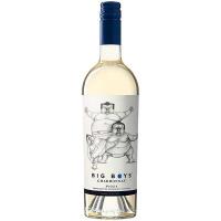 Винo Big Boys Chardonnay Puglia 0.75л
