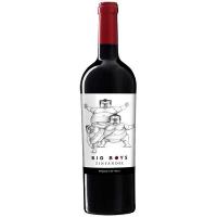 Вино Big Boys Zinfandel червоне сухе 0,75л