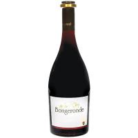 Вино Bongeronde червоне напівсолодке 11,5% 750мл