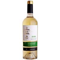 Вино Bostavan Фетяска Альба Шардоне сухе біле 0,75л