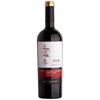 Вино Bostavan Фетяска Нягра Піно Нуар сухе червоне 0,75л