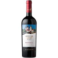 Вино Bostavan Pastoral дсертне червоне 0,7л