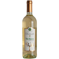 Вино Botticello Bianco біле сухе 0,75л