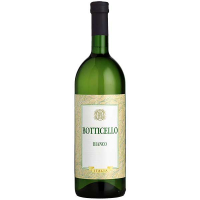Вино Botticello Bianco біле сухе 1,5л
