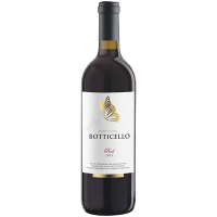 Винo Botticello Red Dry 1.5л