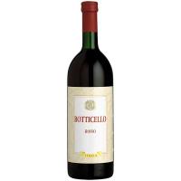 Вино Botticello Rosso червоне сухе 1,5л
