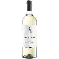 Винo Botticello White Medium Sweet 1.5л