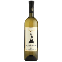 Вино Бугеулі Алазанська долина біле напівсолодке 0,75л
