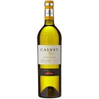 Вино Calvet Chardonnay біле сухе 0.75л