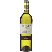 Вино Calvet Sauvignon Blanc біле сухе 0.75л