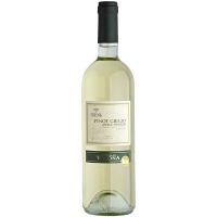 Винo Cantina di Verona Pinot Grigio Delle Venezie біле сухе 12% 0.75л