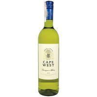 Винo Cape West Sauvignon Blanc 0,75л