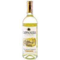 Винo Cappanera напівсолодке біле 0.75л