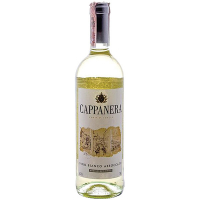 Винo Cappanera напівсухе біле 0.75л