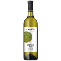 Вино Cartaval Sauvignon Blanc біле сухе 0,75л